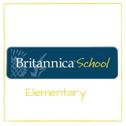 Britannica School Elementary Database
