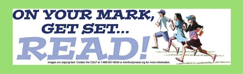 Free  Summer Reading Program for Children!