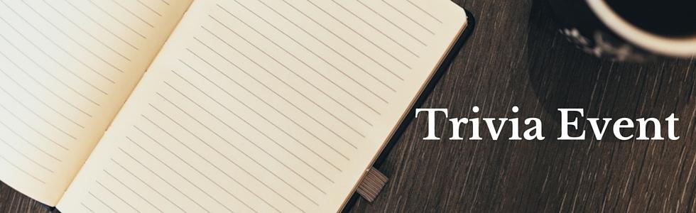 Summer Literary Trivia