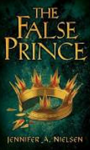 The False Prince By Jennifer Nielsen is the Youth Book Club book for October