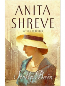 Stella Bain by Anita Shreve is the Chapter Chat book for October