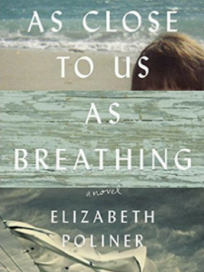The Chapter Chat November book discussion is over As Close to Us as Breathing by Elizabeth Poliner.