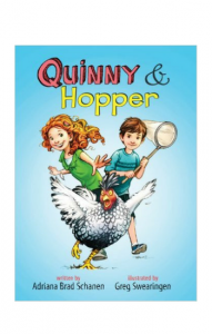"""Quinny & Hopper"" by Adriana Brad Schanen"