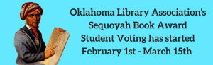 Sequoyah Book Award Student Voting has Opened