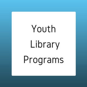 Chickasha Public Library Youth Library Programs