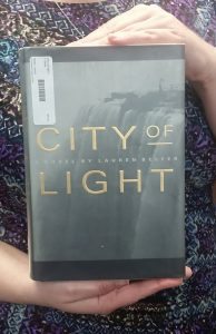 "Staff pick ""City of Light"" by Lauren Belfer"