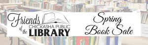 Friends of the Chickasha Public Library Spring Book Sale