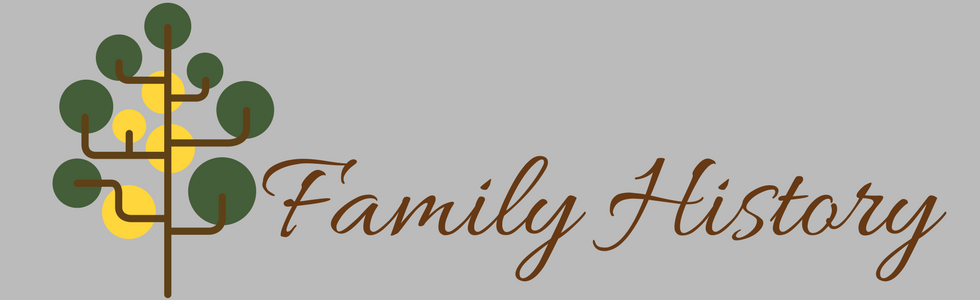 Family History Page