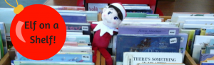 Elf on the Shelf party December 21st at the Chickasha Public Library.
