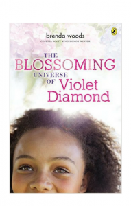 """The Blossoming Universe of Violet Diamond"" by Brenda Woods"