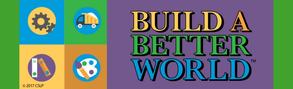 Summer Reading 2017 Build A Better World
