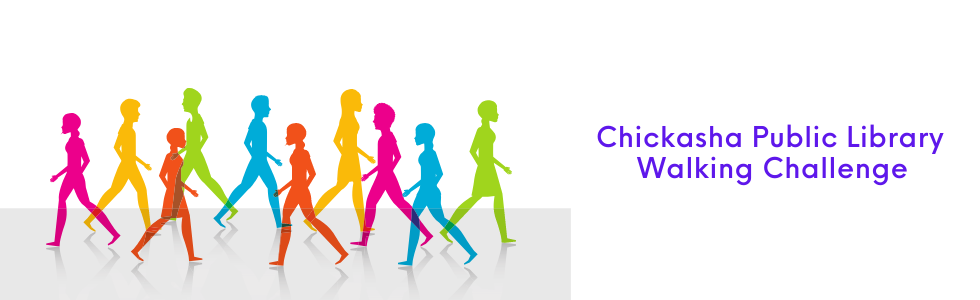 Chickasha Public Library Walking Challenge