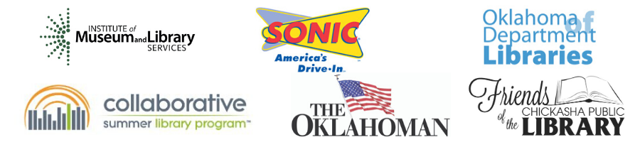 The summer reading program is made possible by multiple sponsers.