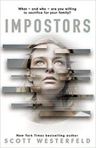Impostors Book Cover