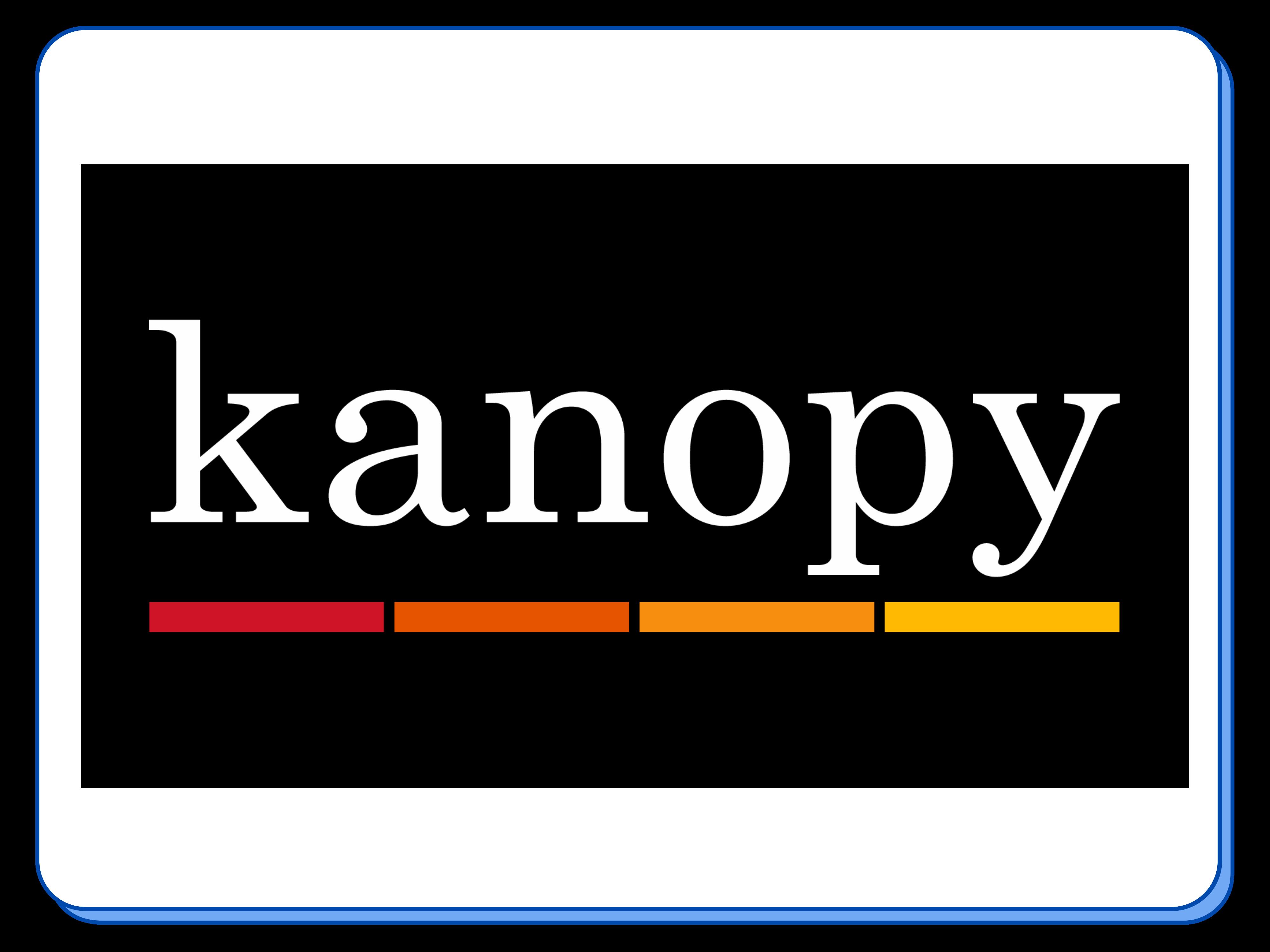 Kanopy Database logo