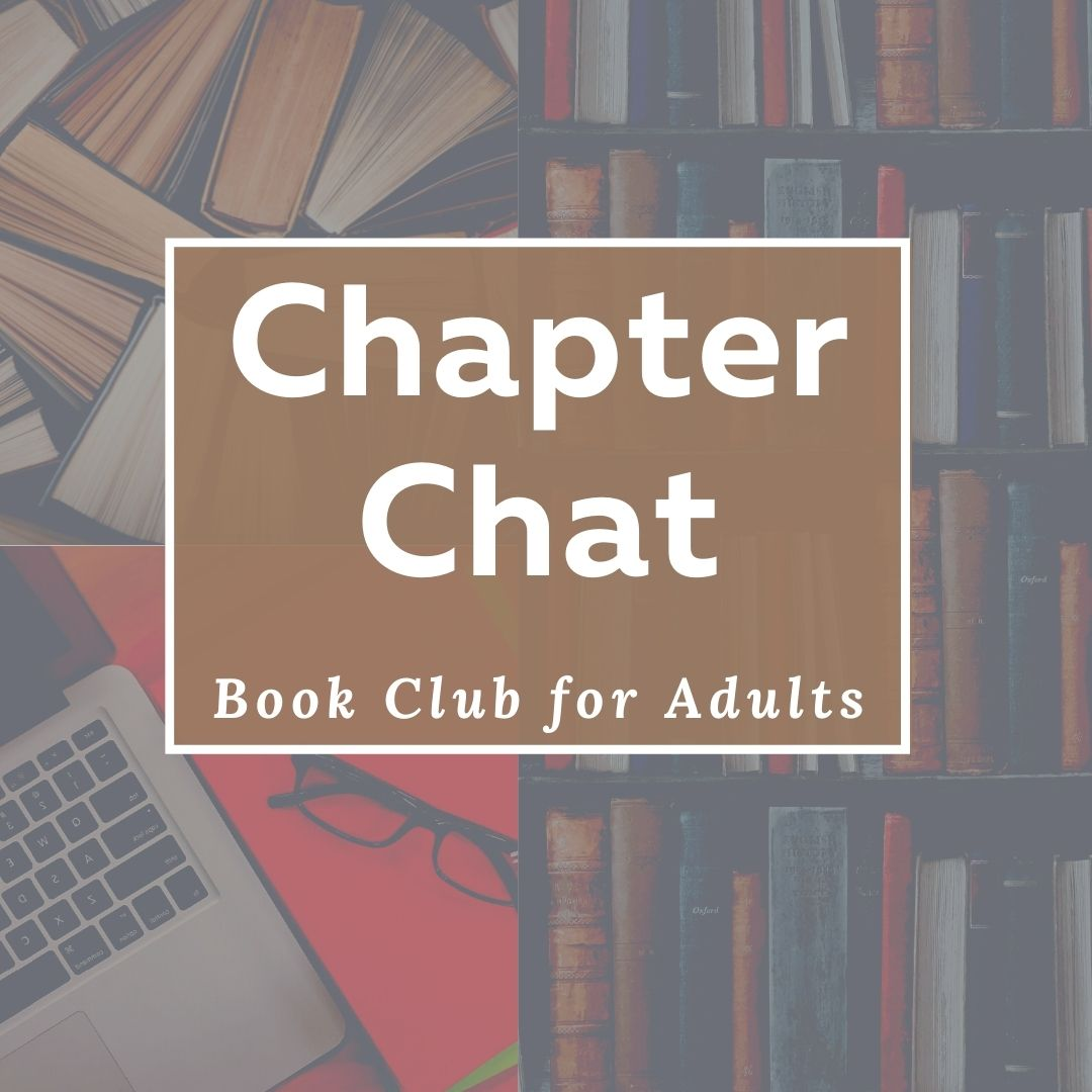 Chapter Chat Book Club for Adults