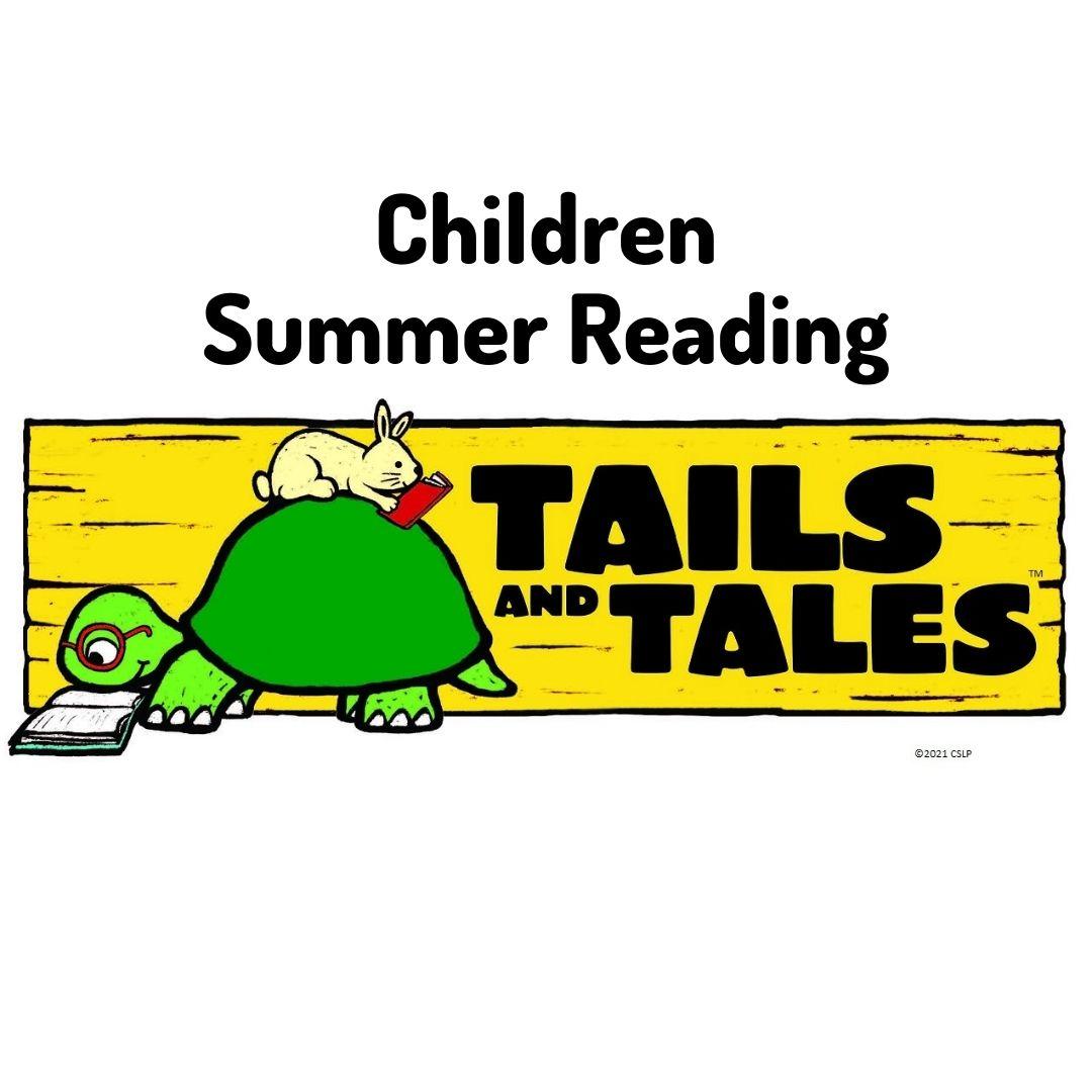 Children Summer Reading