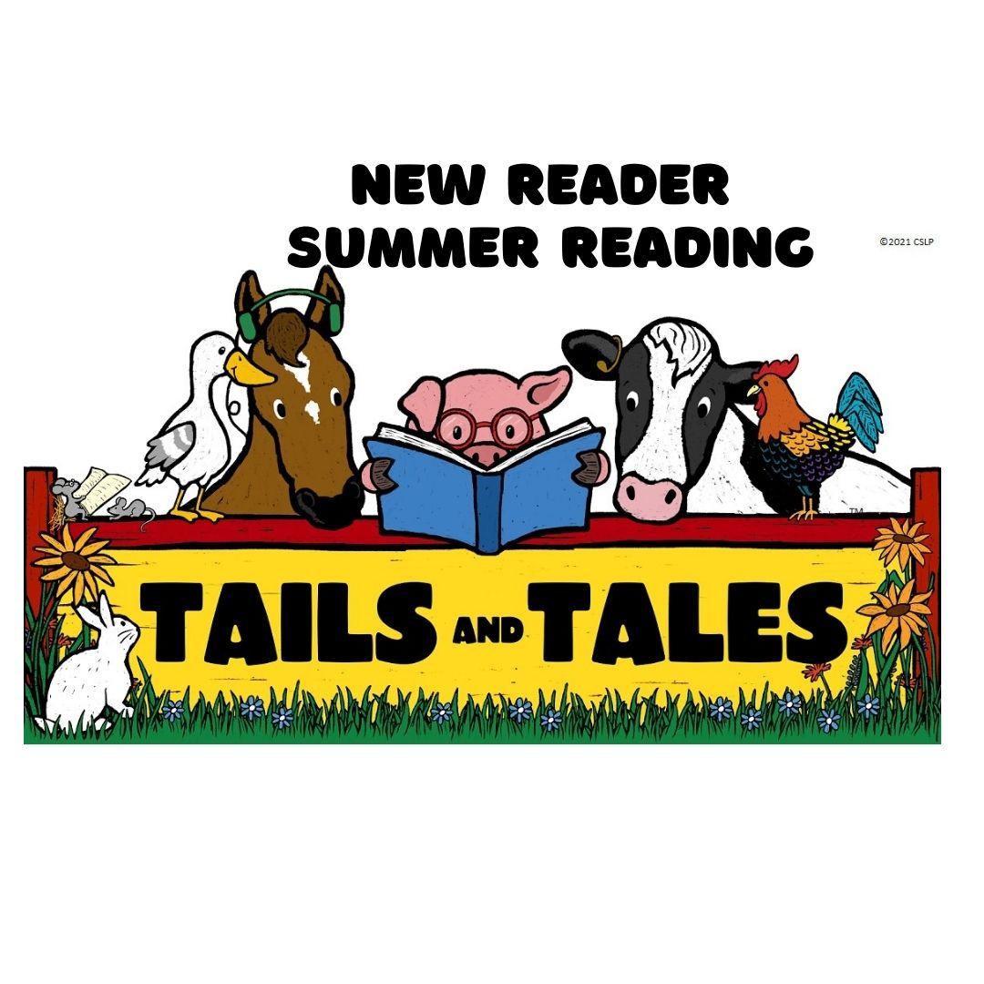 New Reader Summer Reading