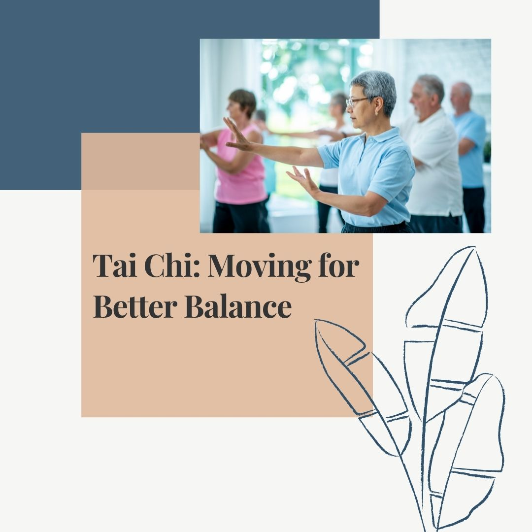 Tai Chi Moving for Better Balance