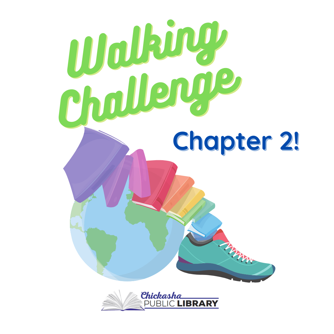 Walking Challenge Chapter Two