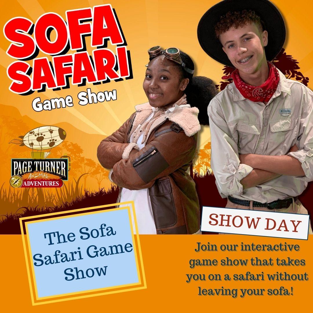 The Sofa Safari Game Show